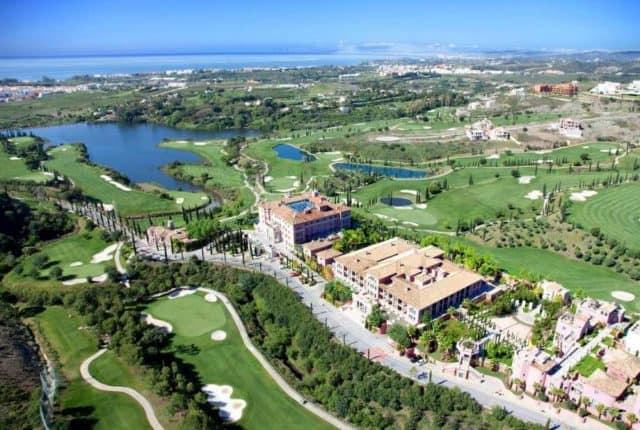 Best Golf Courses Spain