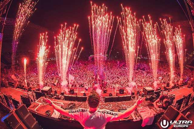 Europe Festivals