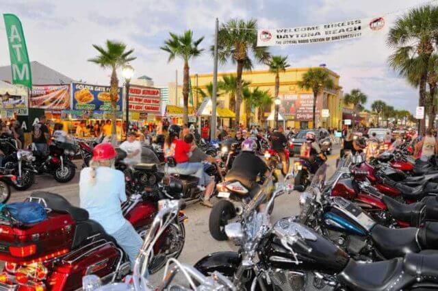 bike festival Daytona