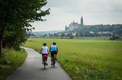historic Europe cycling