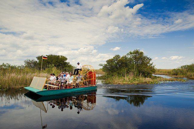 Everglades travel ideas