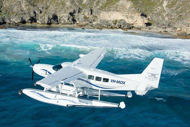 The unbelievably mind blowing seaplane adventures