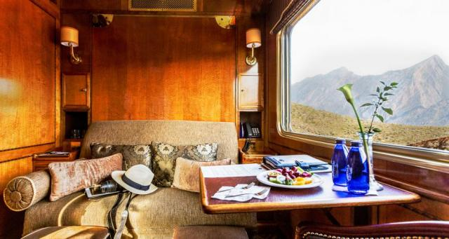 luxury trains of the world