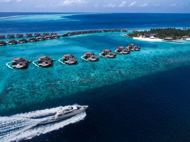 Maldives water villa packages